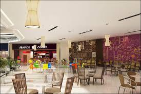 3d restaurant bar interior design rendering kcl solutions