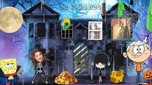 House Builder Online Nickelodeon Haunted House Builder Game Best Online Game 4 Kids