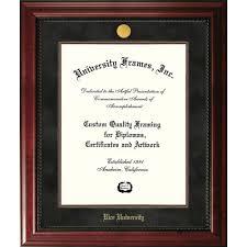diploma frames rice graduation diploma frames by college ocm