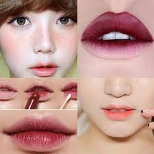 tutorial kiss korean the korean gradient lip trend a step by step tutorial 464 gallery