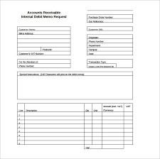 doc 585814 debit note template u2013 debit memo template 12 free
