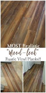 Most Durable Laminate Wood Flooring Best 25 Vinyl Wood Flooring Ideas On Pinterest Rustic Hardwood