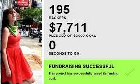 www.kickstarter.com - una spinta per iniziare un progetto