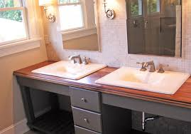 Mission Style Bathroom Vanity by Bed Bath Inspiring Diy Bathroom Vanity For Stylish Stone Top And