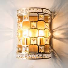 2 light wall light luxurious lighting gracie luxurious design half cylinder shaped