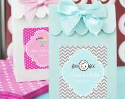 baby shower favor boxes shower favor box etsy