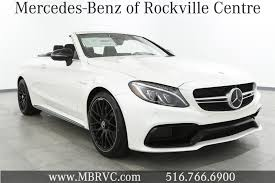 convertible mercedes black new 2017 mercedes benz c class c 63 amg cabriolet convertible in