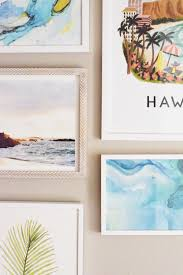 how to hang a tropical gallery wall communikait