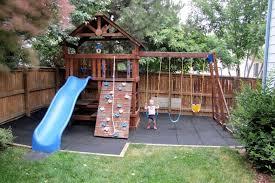 Backyard Play Area Ideas by Safe Play Tiles Diy Playground Playground And Backyard