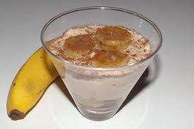 jeu de mot cuisine verrine bananarron banane et crème de marron ça ne sent pas un