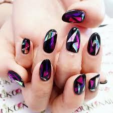 figuras geometricas uñas manicure con estilo geométrico makeup hair makeup and spring nails
