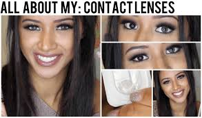 Halloween Prescription Contacts Uk by All About My Contact Lenses U2022 Grey Freshlook Colorblends On
