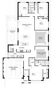 narrow floor plans astonishing small narrow house plans pictures best inspiration