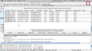 wireshark tutorial analysis asterisk tutorial 40 rtp audio debug wireshark pascom medium