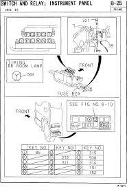car wiring isz008 825 39 isuzu fuse wiring diagram 86 diagrams