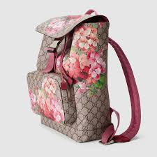 bloom backpack gg blooms backpack gucci women s luggage lifestyle bags