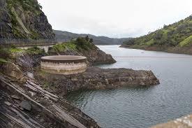 Lake Berryessa Rain Boosts Water Levels At Berryessa