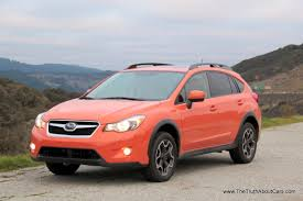 lifted subaru xv review 2013 subaru xv crosstrek video the truth about cars