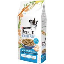purina beneful healthy puppy dog food 3 5 lb bag shoptv