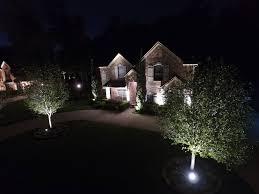 outdoor lighting houston the woodlands spring jr landscaping
