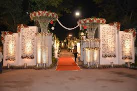 pc chandra garden em bypass kolkata banquet hall wedding lawn