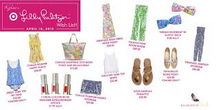 balancing in heels lilly pulitzer for target wish list