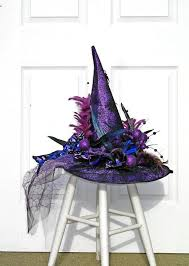Witch Decorating Ideas 361 Best Witch Hat Inspiration Images On Pinterest Halloween