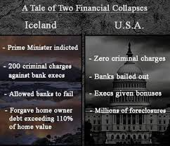 Iceland Meme - a tale of two financial collapses more bs