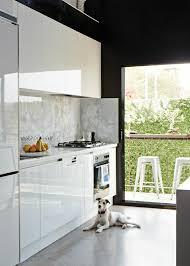 cuisine blanche la cuisine blanche laquée en 35 photos qui vont vous inspirer