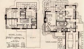 Art Deco House Designs A Few More Art Deco And Art Moderne House Plans Art Deco Resource