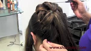 hairstyle joora video how to make a bun with long hair hairstyle ideas in 2018