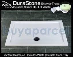 Shower Tray Mx Dura Stone 1000 X 800 Rectanglular Shower Tray 45mm Low Profile