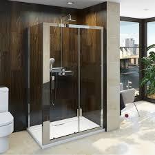 Wickes Bathrooms Showers Shower Screens Wickes Finest Mm Folding Bath Shower Screen Luxury