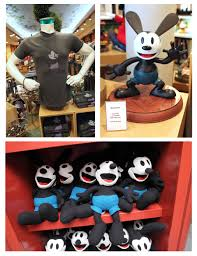 rabbit merchandise new oswald the lucky rabbit merchandise coming to disney parks