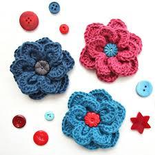 Tiny Flower Crochet Pattern - the 25 best crochet flower patterns ideas on pinterest