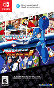 Kaset Ps4 Mega Legacy Collection 2 mega legacy collection 1 2 for nintendo switch gamestop