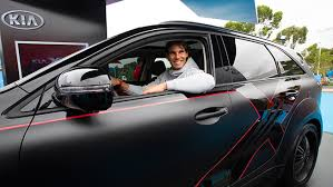 Kia Open Cars To Drive Success Of Australian Open 2015