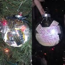 diy hunger ornaments since i couldn t find any in stores i