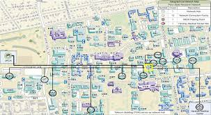 Scc Campus Map Design Enterprise Network U0026 Communication Services