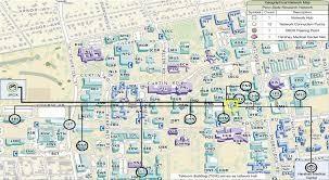 Scc Campus Map Design Enterprise Network U0026 Communication Services