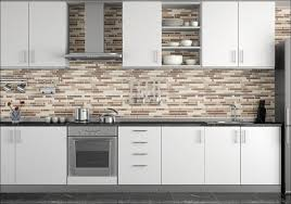 kitchen peel u0026 stick backsplash back splash tile modern
