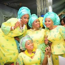 Muslim Engagement Dresses Ayomide Carim U0026 Adebayo Gbemisola U0027s Elegant Traditional Engagement