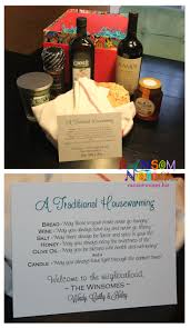 best house warming gifts traditional housewarming gift for new neighbors gettin crafty