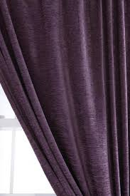 Chinchilla Grey Vintage Cotton Velvet Curtains And Drapes