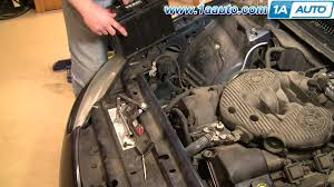 how to install replace a battery dodge intrepid 98 04 1aauto com