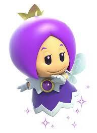 imagenes variadas en 3d purple fairy characters art super mario 3d world jpg imagenes