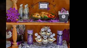How To Decorate A Halloween Party by Halloween Party Themed Decorating Ideas Youtube