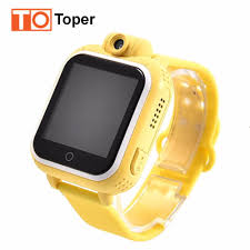 android locator click to buy q730 smart wristwatch 3g gprs gps