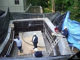 small yard pool elevated small yard pool gib san pools toronto mississauga