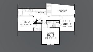 mascord house plan 2185ab the scappoose